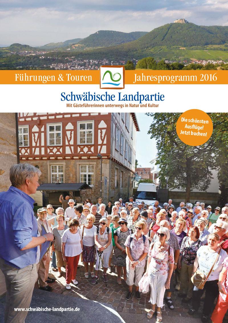 Schwäbische Landpartie Katalog 2016