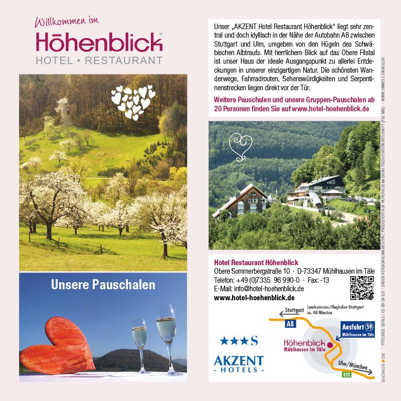 Hotel Höhenblick Pauschalen