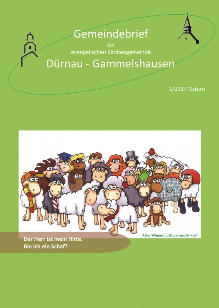 Gemeindebrief Dürnau-Gammelshausen 2017-1