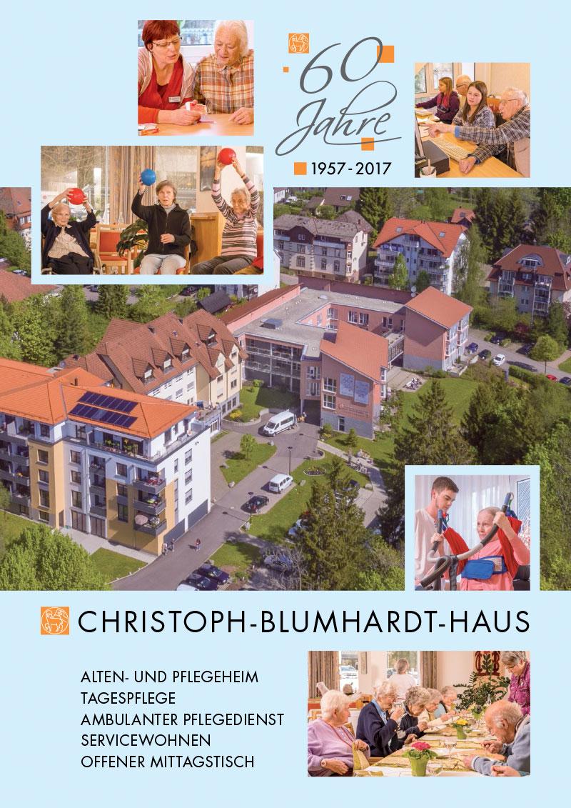Christoph-Blumhardt-Haus Erstinformation