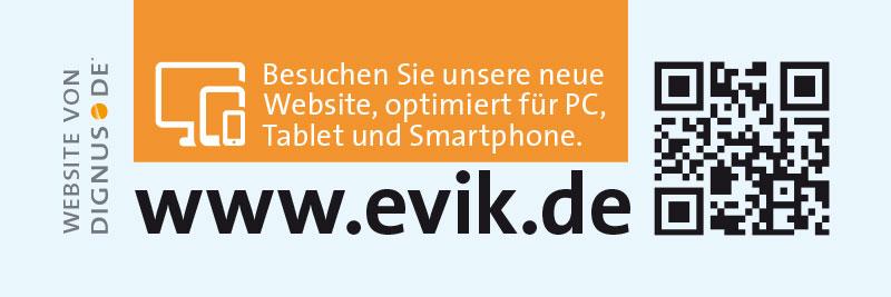 Etikett Website-Relaunch Ev. Gesamtgemeinde Königsfeld