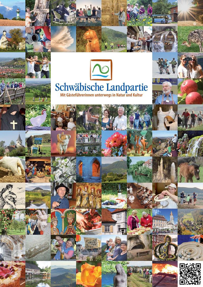 Schwäbische Landpartie Katalog 2018